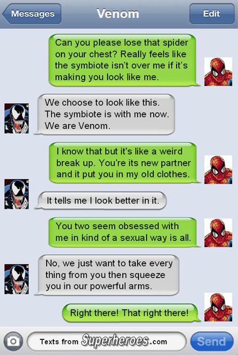 Spider-Man Venom - 8377691904