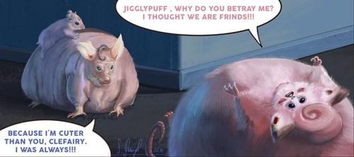 jigglypuff,clefairy,dafuq