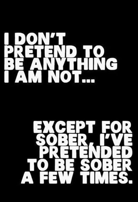 sober drunk pretend funny - 8377824256
