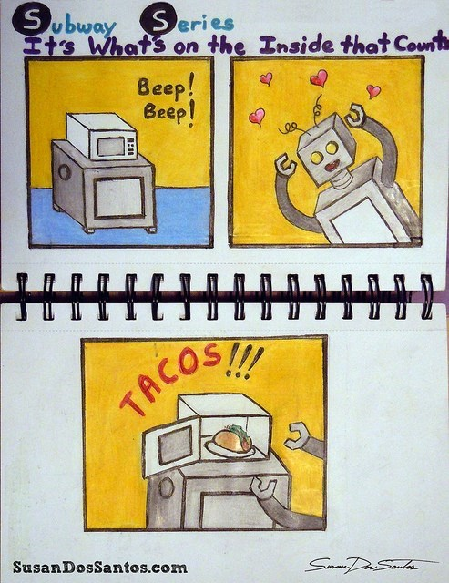 lesson tacos web comics