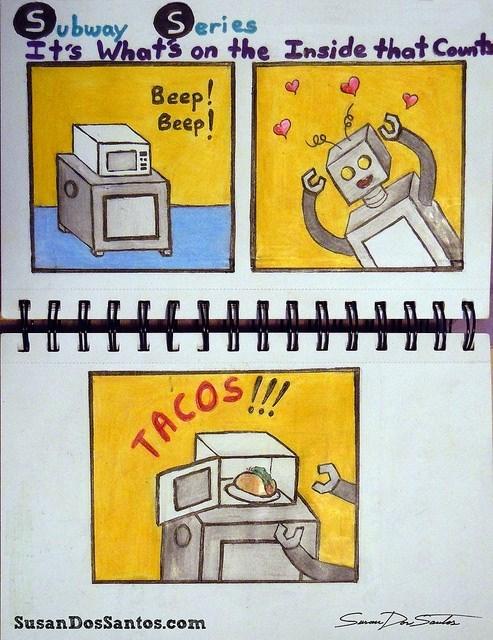 lesson tacos web comics - 8377941248