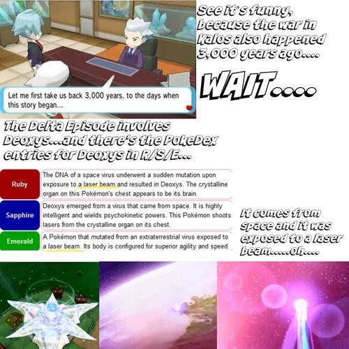 Pokémon ORAS 3000 years - 8377995776