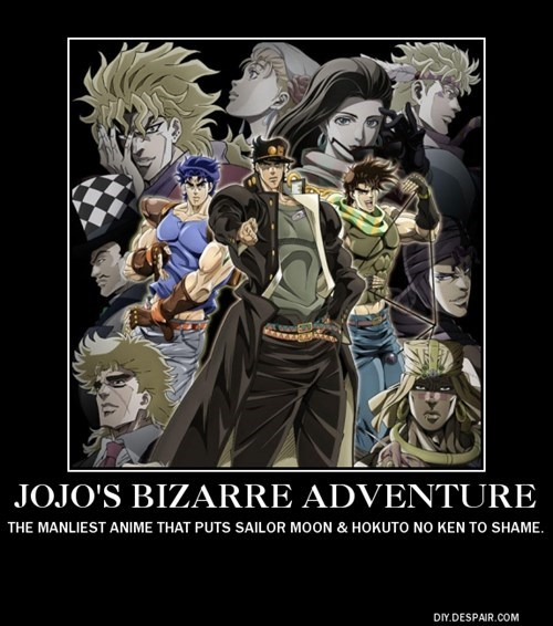 anime JoJo's Bizarre Adventure - 8378003712