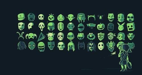 link,majoras mask,zelda