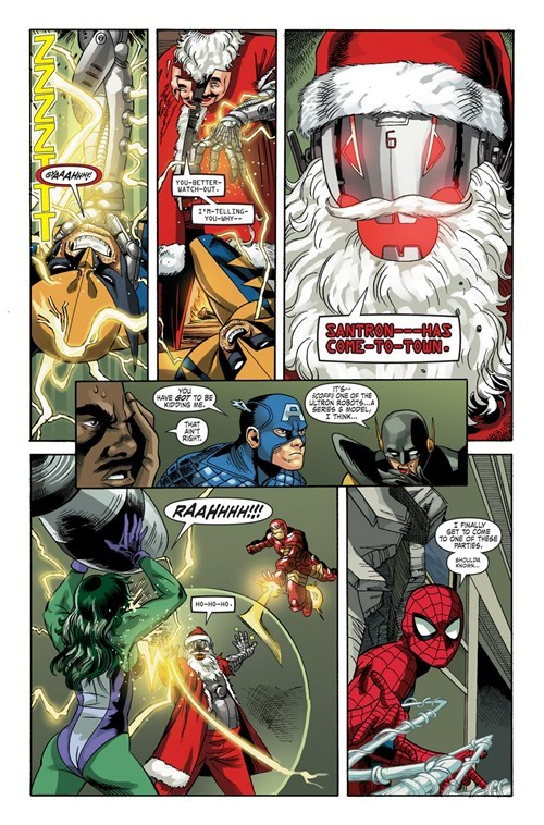 The Avengers Straight off the Page ultron - 8378660608