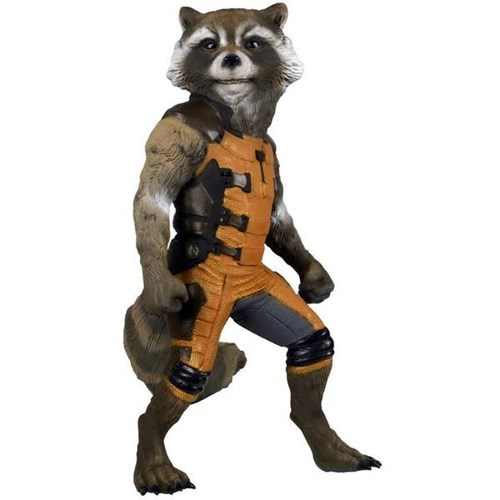 for sale superheroes guardians of the galaxy rocket raccoon - 8378680576