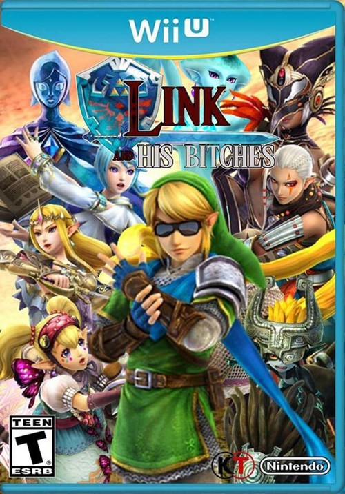 wii U hyrule warriors nintendo - 8379140864