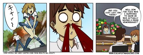 nosebleeds,anime