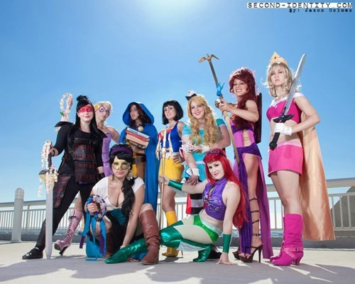 disney,cosplay,disney princesses