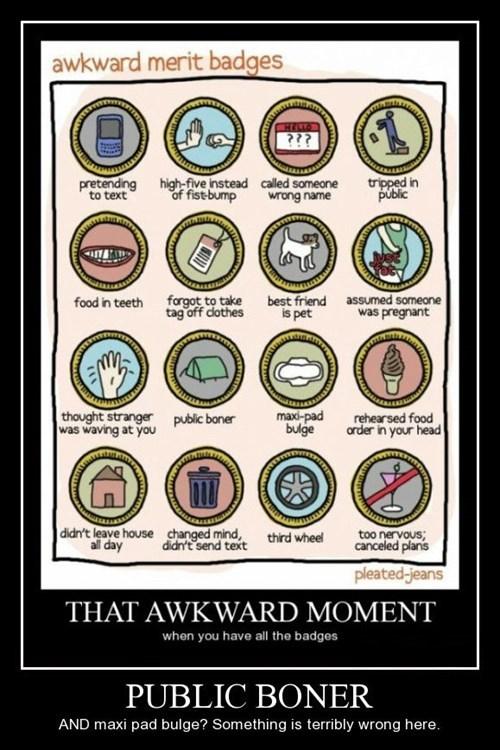 Awkward no no tubes badges funny - 8379451648