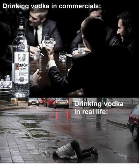drunk funny vodka - 8379478016