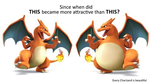 Pokémon charizard shaming - 8379566848
