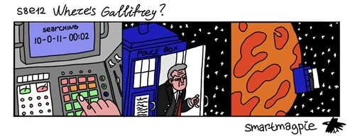 gallifrey tardis 12th Doctor