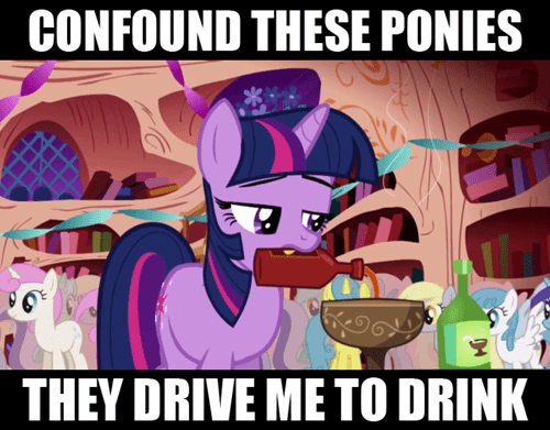 old memes hiatus intensifying twilight sparkle - 8380065280