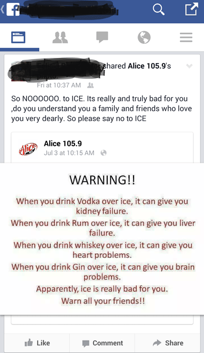 conspiracy facepalm ice - 8380292608