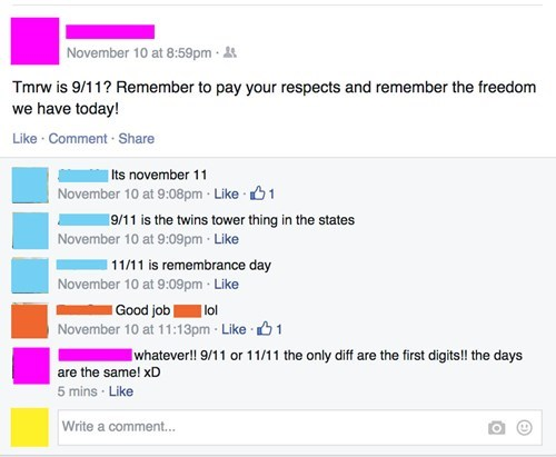 911 facepalm america - 8380294400