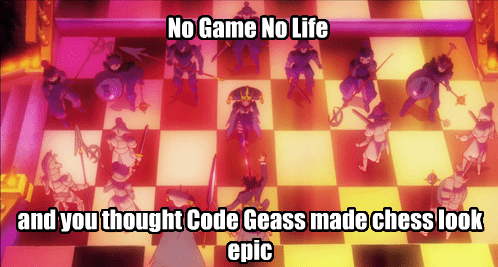 anime No Game No Life - 8380418304