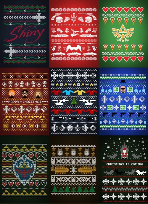 'Tis the Season! Holiday Sweaters at Once Upon a Tee.