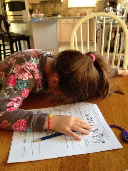 kids homework parenting tired - 8380644864