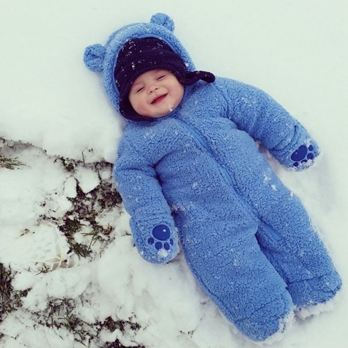 baby snow parenting - 8380660480