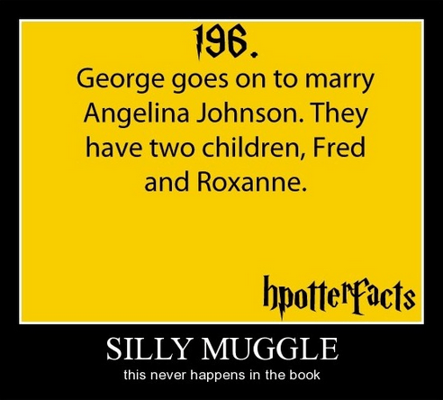 George,Harry Potter,muggle,kids,funny