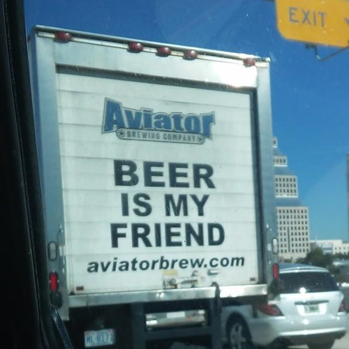 beer friends truck funny - 8380758272