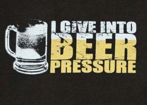 peer pressure beer depressing funny - 8380765696