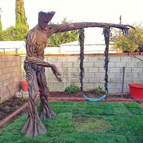 awesome swing groot - 8380769024
