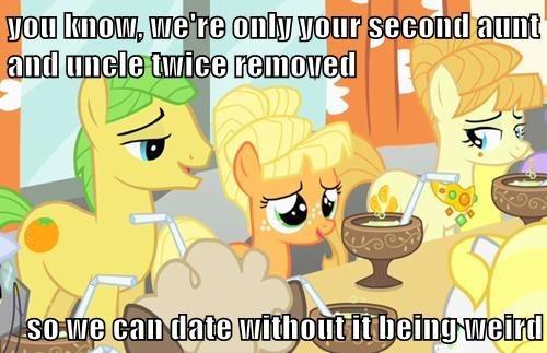 applejack second cousins white trash pony - 8380798208