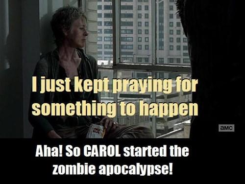 carol peletier zombie apocalypse prayer - 8380821504