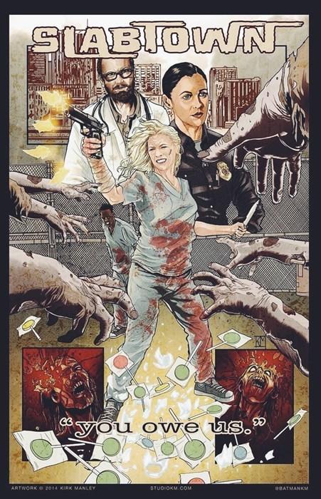 Fan Art poster beth greene The Walking Dead - 8380834816