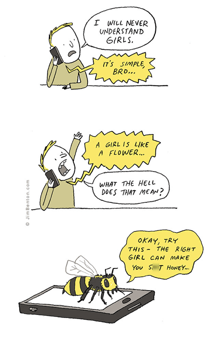 bees dating web comics - 8380860928