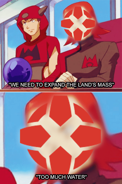 Pokémon team magma too much water IGN - 8380887808