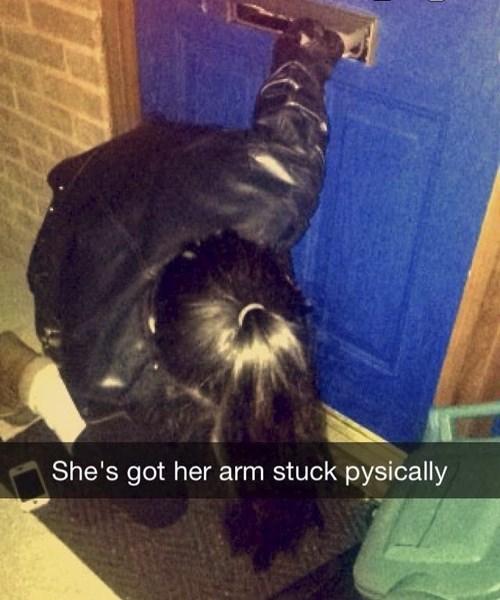 snapchat,whoops,stuck