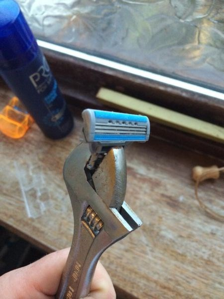 razor shaving there I fixed it g rated win - 8380987648