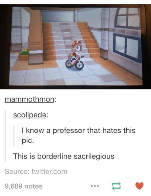 Pokémon bicycles professor oak - 8381058048