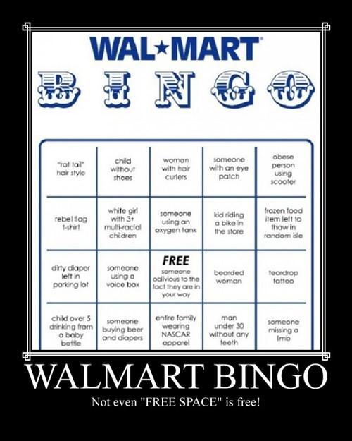 Walmart funny bingo - 8381404416