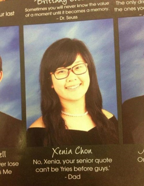 yearbook photos fries before guys - 8381436928