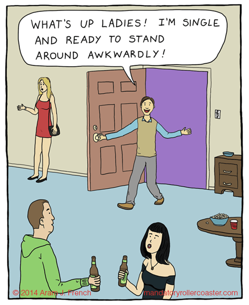 Awkward,ladies,dating,web comics