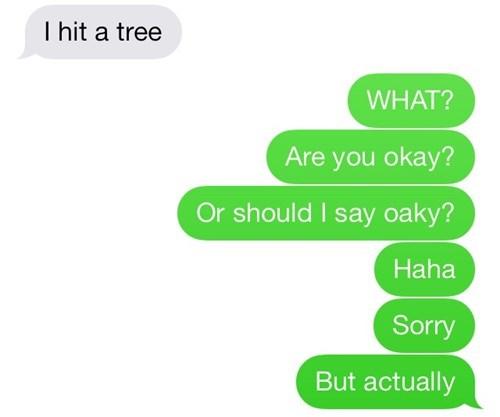 puns,texting