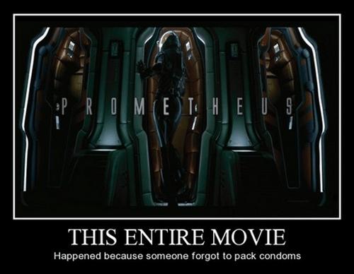 prometheus Movie funny - 8381495296