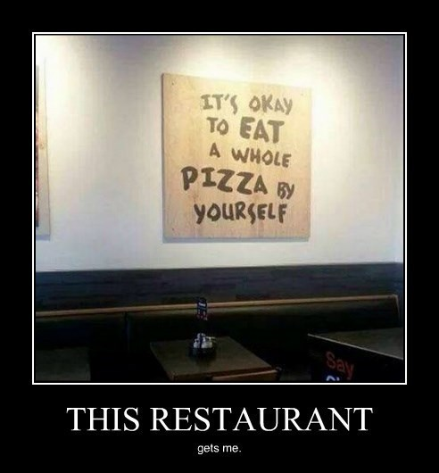 pizza restaurant funny - 8381495808