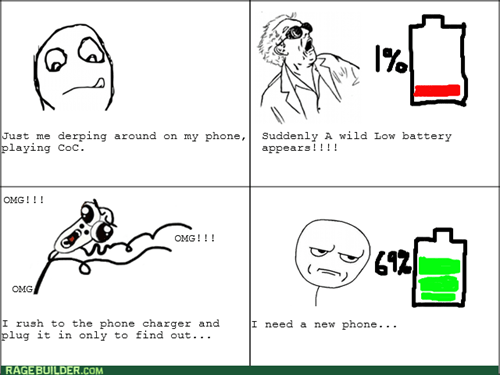 rage,phone,battery