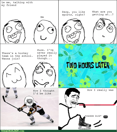 sports expectations vs reality hockey - 8381709568