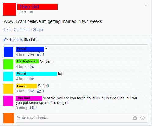 marriage parenting facebook - 8382183424
