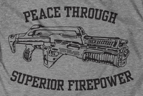 guns superior firepower freedom - 8382185728