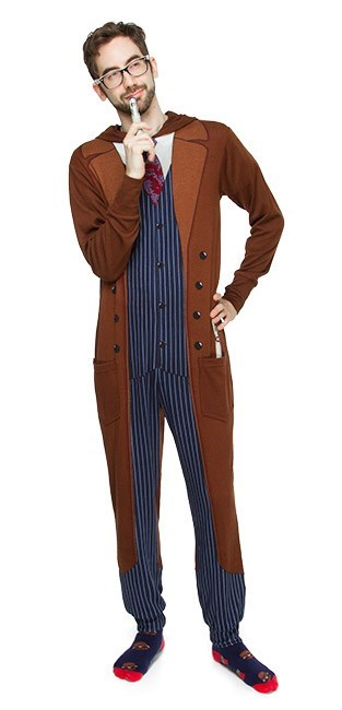 onesie 10th doctor comfy - 8382360064