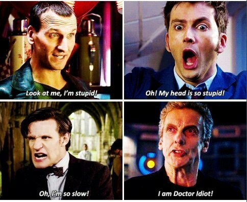 the doctor regeneration stupid - 8382368512