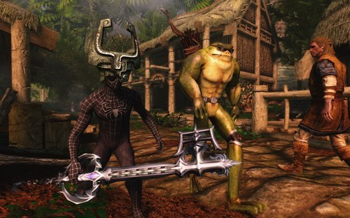 battletoads wtf PC mods Skyrim - 8382435840