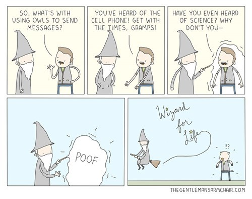 wizard web comics magic - 8382503680
